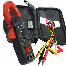 Current Voltage Digital Clamp Meter Phase Sequence Resistance Diode Tester Tool