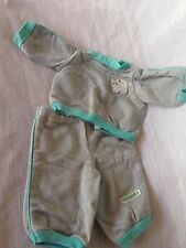 VINTAGE CABBAGE PATCH KIDS CPK DOLL Coleco SWEATS WARM UP Clothes