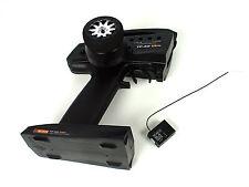 HPI TF-40 2.4GHz Radio & RF-40 Receiver 3Ch 2.4Gz Surface RC Car Radio System