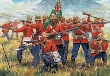 Italeri 1/72nd Scale Zulu War British Infantry Plastic Soldiers Set 6050 NEW!