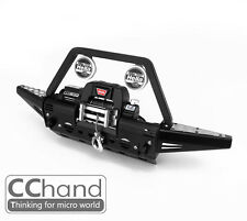 Metal Front Winch Bumper (Include LED light bucket) Defender D90/D110