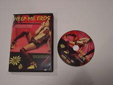 DVD Help Me Eros IMPORT CHINESE Lee Kang Sheng (2008, 1 disc)