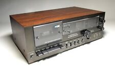 BIC T-2 Two Speed Vintage Stereo Cassette Deck