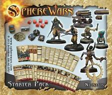 Sphere Wars Starter Pack Newborns metal miniature new