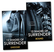 12 SHADES OF SURRENDER _ BOUND & UNDONE _ MILLS & BOON SPICE _ BRAND NEW