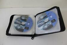 2002 MERCEDES COMMAND NAVIGATION SYSTEM DVD SET