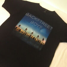 Backstreet Boys Tour T-Shirt 2013 medium (2) sided vibrant, excellent