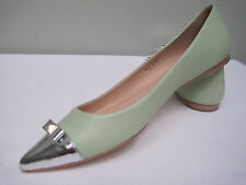 KATE SPADE NY LEATHER FLATS SHOES  8.5 M  NEW
