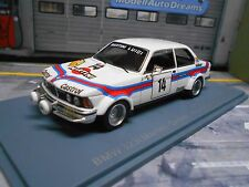 BMW E21 323i Italla Rallye Boucles de Spa 1980 Delbar #14 Martini NEO Resin 1:43