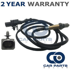 LAMBDA OXYGEN WIDEBAND SENSOR FOR VW TOUAREG 5.0 V10 TDI REAR LEFT 5 WIRE