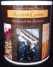 Non GMO, Non-Hybrid Preparedness Heirloom Seeds - Ancient Grains, Survival Seed