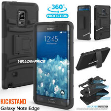 Samsung Galaxy Note edge Belt Case with Kickstand & Rotating Belt Clip Holster