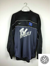 HAMBURG SV 01/02 GK Football Shirt (XL) Soccer Jersey Nike TV Spielfilm