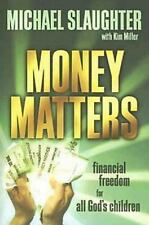Money Matters Participant's Guide: Financial Freedom for All God's Children, Mil