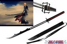 Bleach Ichigo Sword Final Form Tensa Zangetsu Bankai Anime Kurosaki Zanpakuto