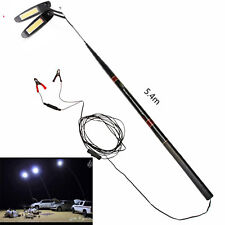 5.4M Dual LED Party Car Repair Rod Lantern Camping Lamp Night photography Light