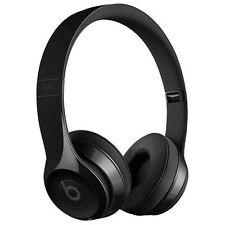 Brand New Sealed Beats by Dr. Dre Solo3 Wireless Gloss Black Headphones