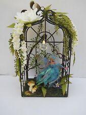 OOAK Fairy Garden House , Fantasy, Miniatures