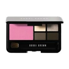 Bobbi Brown Mini Eye and Cheek Palette NEW Eye Shadow Blush Eye Liner Brush