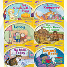 Oxford Reading Tree Songbirds Phonics: Level 5, 6 Books Collection Set (Leroy)