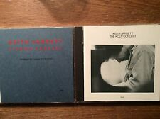 Keith Jarrett [2 CD Alben] Th Köln Concert + Vienna ( WIEN ) // Solo Piano