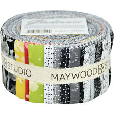 40 Gradiance  pre cut Jelly Roll Strips 100% cotton fabric quilt Maywood Studio