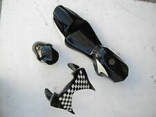 47cc 49cc Mini pocket bike MT-A1 Black and white Fairing Kit winner