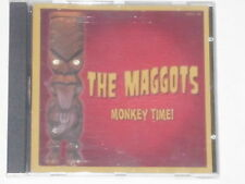 THE MAGGOTS -Monkey Time!- CD