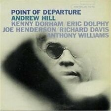 """ANDREW HILL """"POINT OF DEPARTURE"""" CD NEU"""