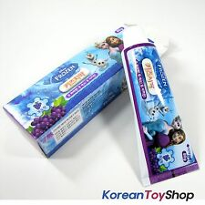 Disney Frozen Toothpaste Grape Flavor for Kids Children 2.82oz 80g