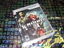 Bionic Commando (Sony PlayStation 3, 2009) BRAND NEW SEALED
