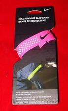 New Licensed Nike Running Cycling Reflective Safety Slap Band BA