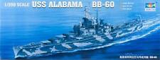 NEW Trumpeter 1/350 U.S.S. Alabama BB-60 Battleship 05307