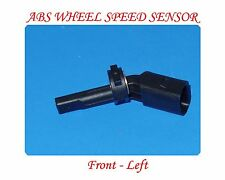 ABS Wheel Speed Sensor Front Left Fits: Audi Porsche Volkswagen