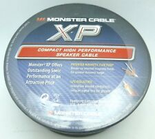 Monster Cable XP Speaker Cable 20' Flat White Speaker Cable