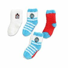 Thomas & Friends 3-Pack Softee Fuzzy Socks 18-24 Months Toddler Baby