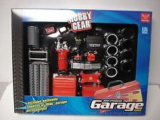 HOBBY GEAR REPAIR GARAGE SHOP 1/24 & G Scale REPLICA'S OF ACCESSORIES