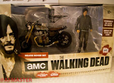 The Walking Dead Daryl Dixon with Custom Bike McFarlane Toys Action Figure