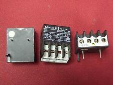 KLOCKNER MOELLER CONTACTOR 24V DC , VS2DIL , VS 2 DIL