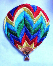 Iron On Patch Applique HOT AIR BALLOON
