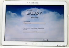 "Samsung Galaxy Note 2014 SM-P600 10.1"" 32GB White Android Tablet"