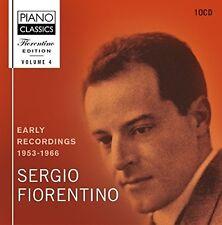 SERGIO FIORENTINO-FIORENTINO-EDITION VOL.4-EARLY RECORDINGS 10 CD NEU BEETHOVEN