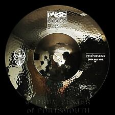 Paiste 18 2002 Psychoctopus Giga Bell Ride - CY0001065618 - VIDEO DEMO!