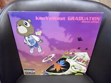 Kanye West Graduation 2x LP NEW BROWNISH SWIRL Colored vinyl IN STOCK