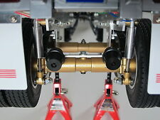Custom made Simulate Brake Canister for Tamiya RC 1/14 Semi Trailer Rear Axle
