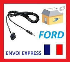 Adaptateur fiche MP3 AUTORADIO FORD C-MAX S-MAX MONDEO 6000CD 6000 CDC 5000C
