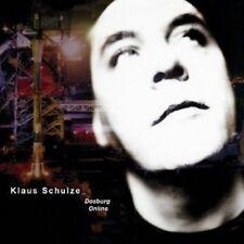 """KLAUS SCHULZE """"DOSBURG ONLINE"""" CD NEUWARE"""