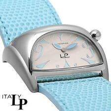 LP ITALY Brand New Stainless Steel Swiss Watch RETAIL $1,200