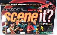 MIB Complete Clean ESPN Sports Scene It Trivia Party Game Man Cave Games