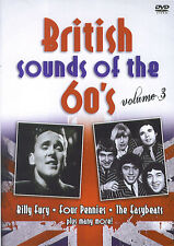 Britsh Sounds of the 60's volume 3 (DVD)